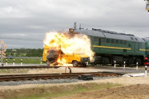 Train Versus Pedestrian Accidents: Who's to Blame? | Colorado Springs Personal Injury Attorney